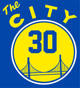 Golden State The City Logo Vector