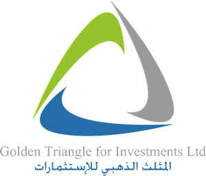 Golden Triangle for Investments Ltd Logo Vector