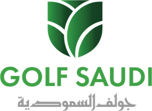 Golf Saudi Logo Vector