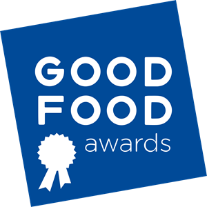 Good Food Awards Logo Vector