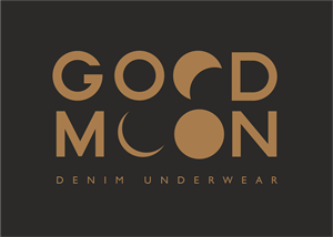 Good Moon Logo Vector