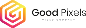 Good Pixels Logo Vector