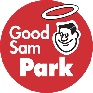 Good Sam Park Logo Vector