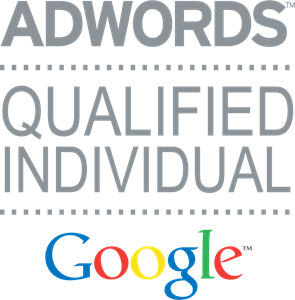 Google Adwords Qualified Individual Logo Vector