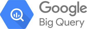 Google Big Query Logo Vector