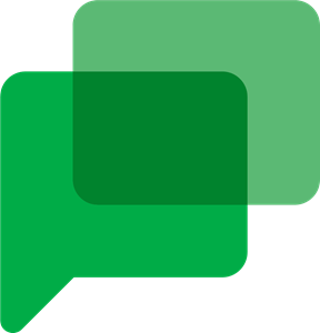 Google Chat Logo Vector