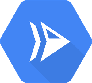 Google Cloud Run Logo Vector
