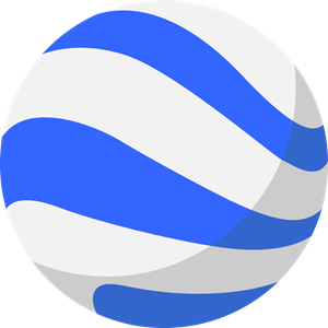 Google Earth Logo Vector