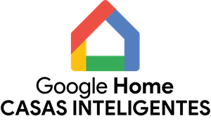 Google Home Casas Inteligentes Logo Vector