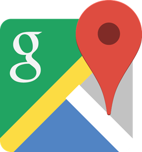 Google Maps 2014 Logo Vector
