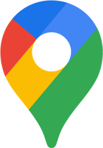 Google Maps Icon 2020 Logo Vector