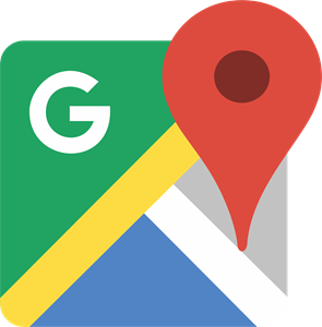 Google Maps Logo Vector