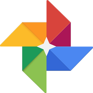 Google Photos Logo Vector