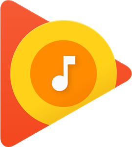 Google Play Music Logo Vector
