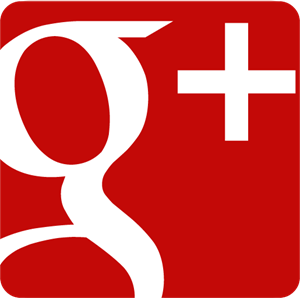 Google Plus Red Logo Vector
