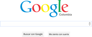 Google Search Logo Vector