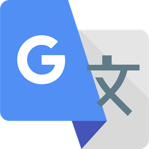Google Translate Logo Vector
