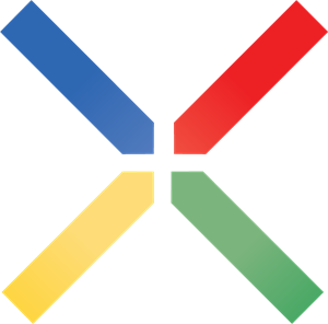 Google X from Nexus Logo Vector