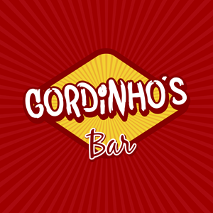 Gordinhos Bar Logo Vector