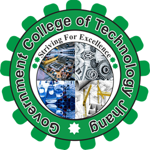 Government College of Technology Jhang Logo Vector