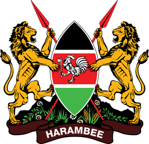 Government of Kenya Emblem (GoK) Logo Vector