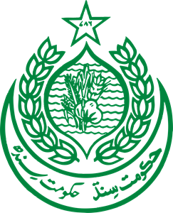 Government of Sindh Pakistan Logo Vector