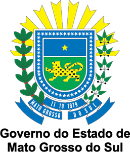 Governo do Estado de Mato Grosso do Sul Logo Vector