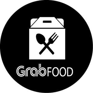 grab food Logo Vector