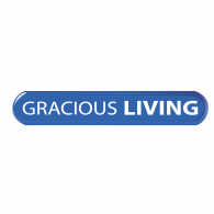 Gracious Living Logo Vector