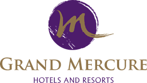 Grand Mercure Hotels and Resorts Logo Vector