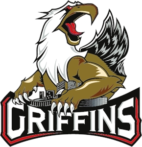 Grand Rapids Griffins Logo Vector