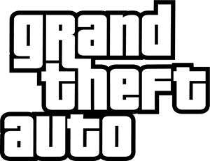 Grand Theft Auto Logo Vector