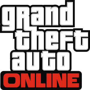 Grand Theft Auto Online Logo Vector
