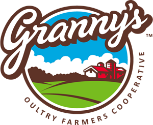 Granny's Poultry Farmers Cooperative Logo Vector