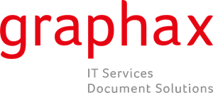 Graphax IT Services Document Solutions Logo Vector