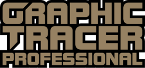 Graphic Tracer Pro Logo Vector