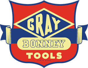 Gray Bonney Tools (Old) Logo Vector