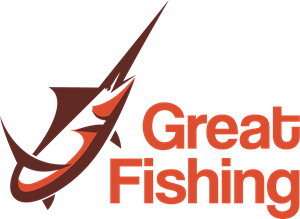 Great Fishing Logo Vector