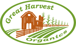 Great Harvest Organics Logo Vector