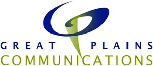Great Plains Communications Logo Vector