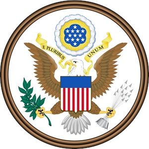 Great Seal of the US Logo Vector