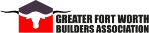 greater fort worth builders association Logo Vector