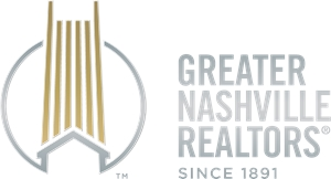 Greater Nashville Realtors Logo Vector