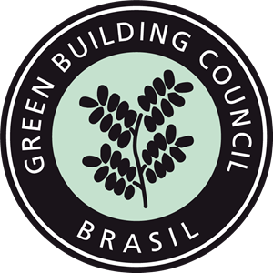 Green Building Council Brasil Logo Vector