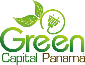 Green Capital Panama Logo Vector