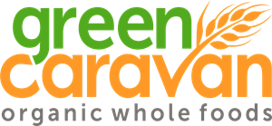 Green Caravan Logo Vector