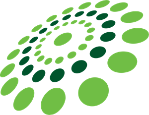 Green Connect Logo Vector