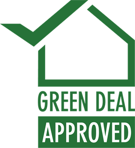 Green Deal Approved Logo Vector