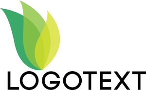 Green Leaves Logo Vector