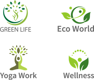 GREEN LIFE Logo Vector